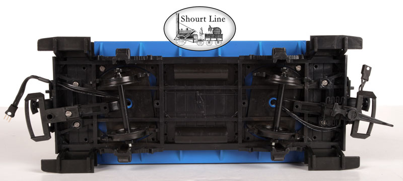G Scale LGB 20301 Passenger Train Ultimate Starter Set with Lighting System