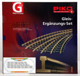 PIKO G Scale Brass Station Track Set