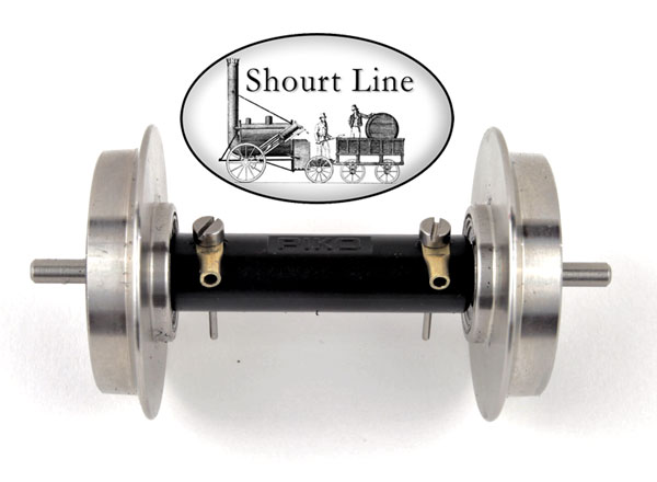 Shourt Line SL 4128440 connector kit: Requires crimping or soldering wiring and comes with hear shrink tube for weather proofing, made from brass and rated at 6 amps of current.