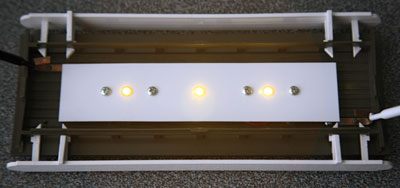 Shourt Line 3 LED Recessed Lighting Fixture
